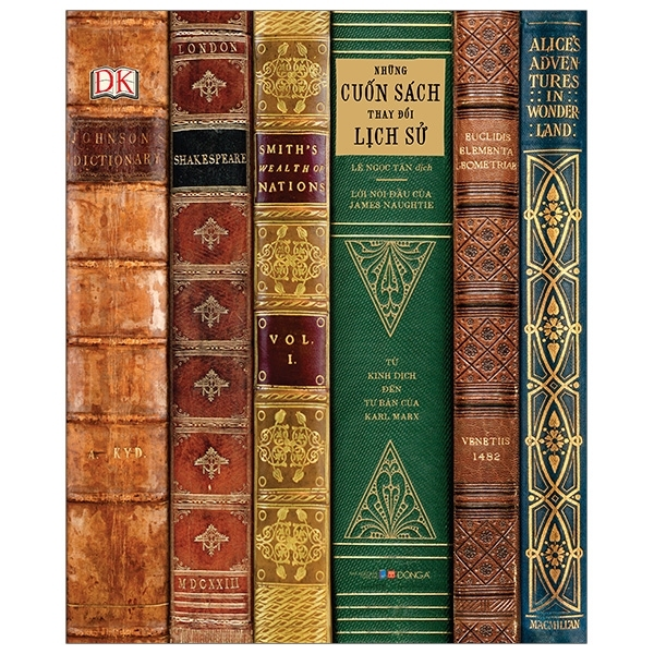 Mua Fahasa - Những Cuốn Sách Thay Đổi Lịch Sử