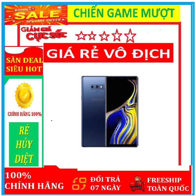 Samsung Galaxy NOTE 9 RAM6/128 CHIÊN GAME MƯỢT NHIỀU MÀU FULLZIN