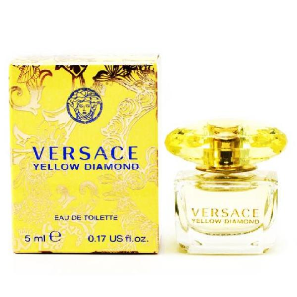 Nước hoa nữ V.E.R.S.A.C.E Yellow Diamond Eau De Toilette 5ml
