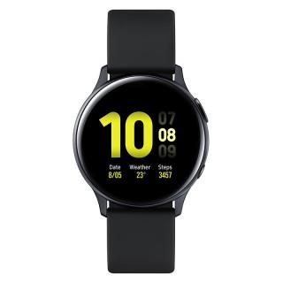Đồng hồ thông minh Samsung Galaxy Wacth Active 2 44mm viền nhôm dây silicone - Hàng Chính Hãng thumbnail