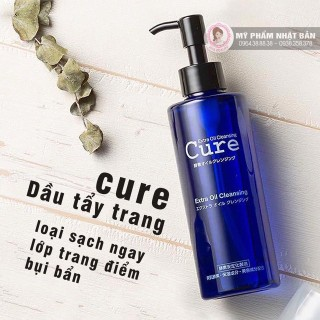 Cure Extra Oil Cleansing thumbnail