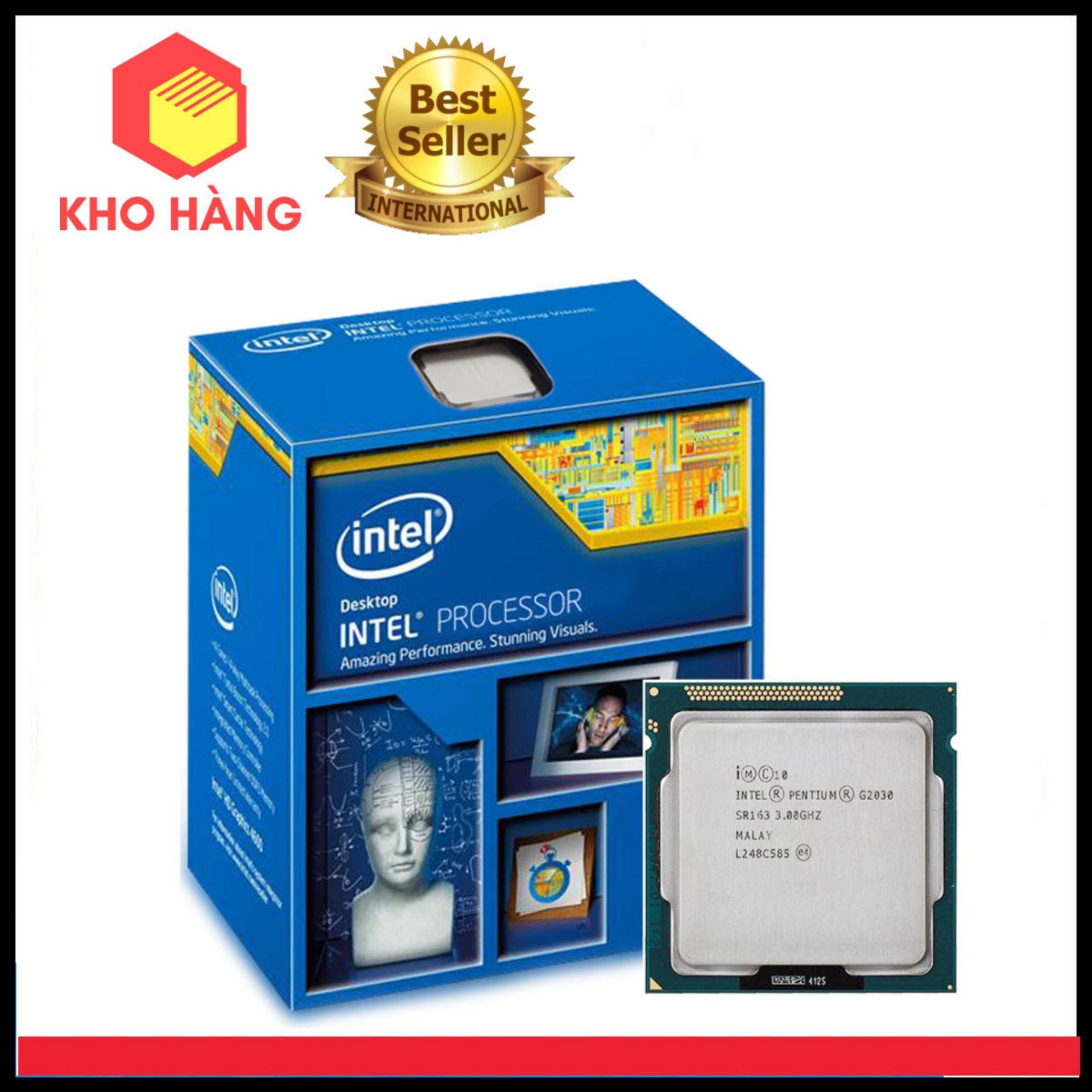 Chip Xử Lý Intel Pentium G3220 (2 lõi- 2 luồng) Chất Lượng Tốt- Hàng Nhập Khẩu