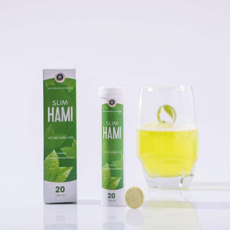 Slim Hami - Hỗ trợ giảm cân cao cấp