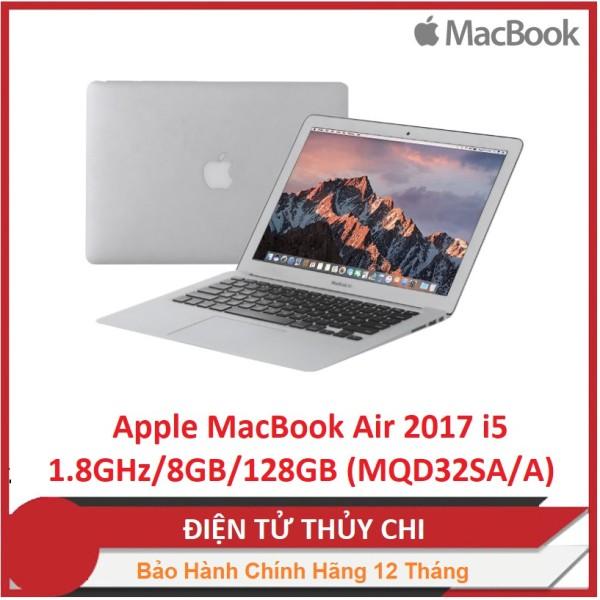 Bảng giá Laptop Apple MacBook Air 2017 i5 1.8GHz/8GB/128GB (MQD32SA/A) Phong Vũ