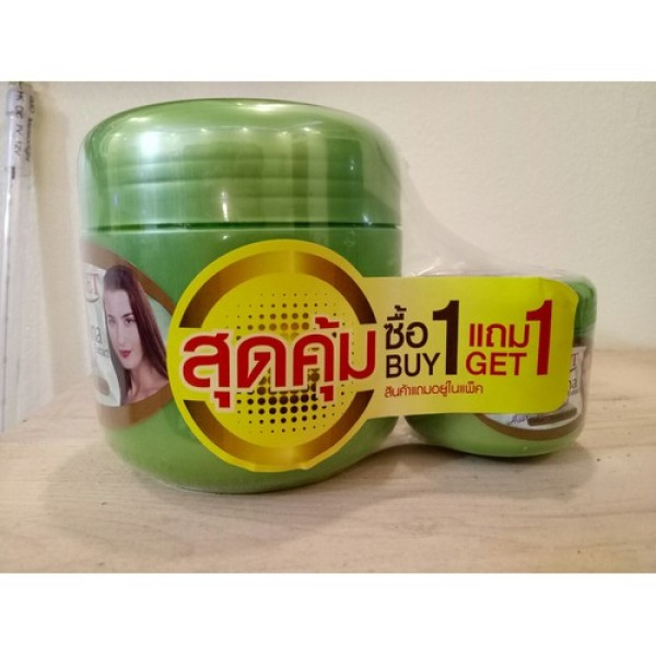 [Mua 1 tặng 1] Kem hấp ủ tóc CRUSET tinh chất tảo biển, nhân sâm Thái Lan