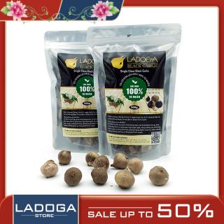 Tỏi Đen Cao Cấp LADOGA (Tỏi cô đơn)Túi 500Gram -TÚI ĐẸP LÀM QUÀ BIẾU LỊCH SỰ - Lagoda Fashion thumbnail