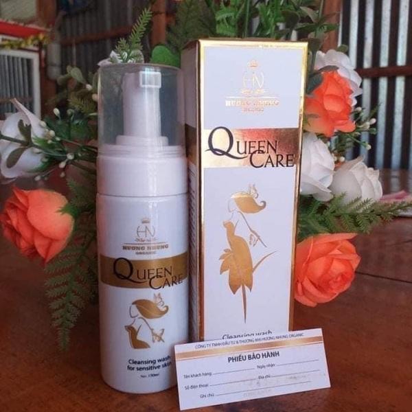 Bọt bím queen care hương nhung