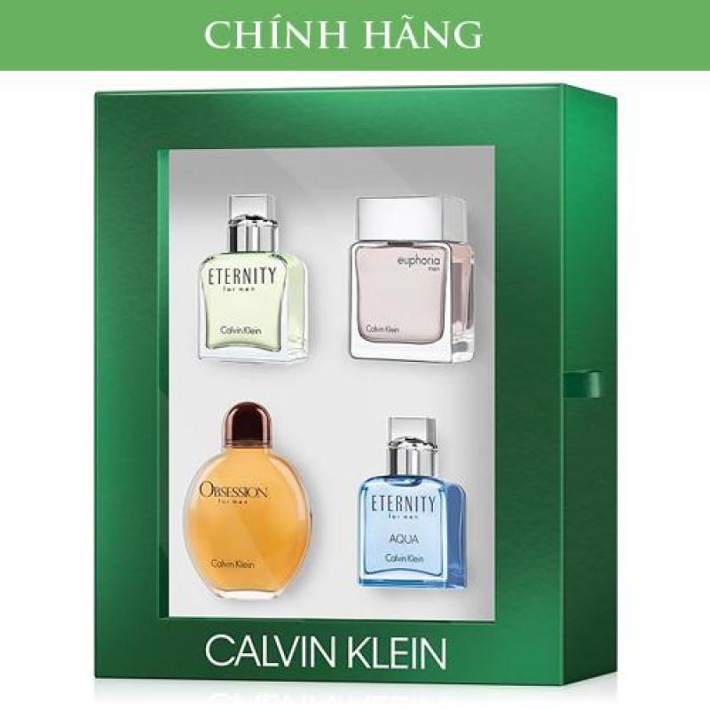 {CHÍNH HÃNG} Nước hoa Nam Calvin Klein size mini - 4 mùi - hàng nhập Mỹ