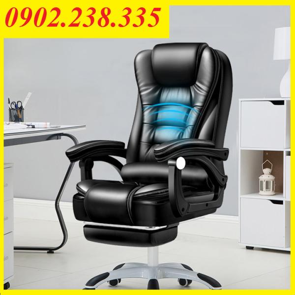 [Giá Tốt] Ghế xoay văn phòng có massage, Ghế giám đốc cao cấp, Ghế xoay văn phòng đa năng giá rẻ