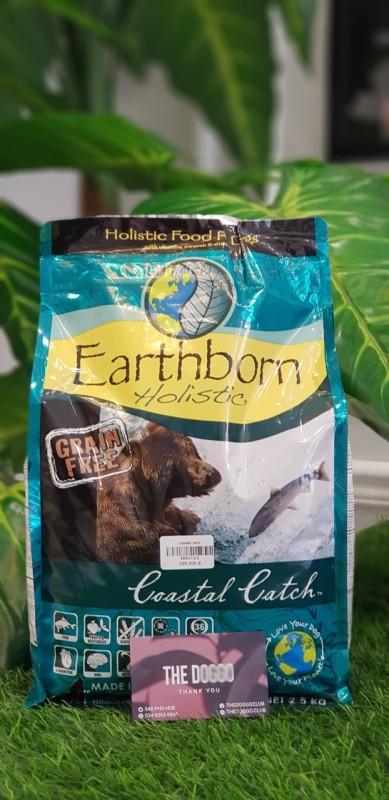 Thức ăn cao cấp cho cún Earthborn Coastal Catch