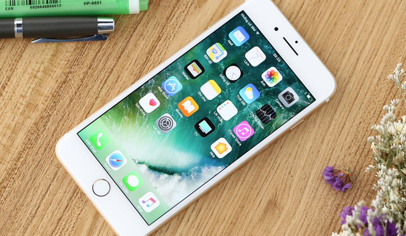 Điện Thoại Iphone7_plus_128GB+Nhiều Quà Tặng VIP
