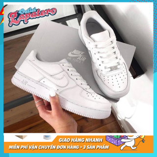 Giày Thể Thao Sneaker Nike AF1 AIR FORCE 1 Trắng Full thumbnail