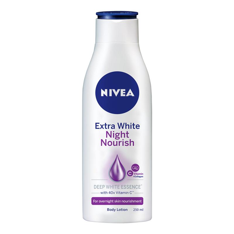Sữa Dưỡng Thể Trắng Da Nivea Ban Đêm 250ml - 88125 cao cấp