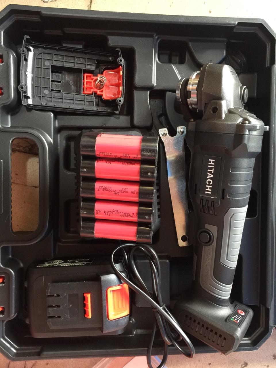 Máy khoan pin không chổi than makita 21v- điện áp 21v, dung lượng 5.0ah -  Sắp xếp theo liên quan sản phẩm