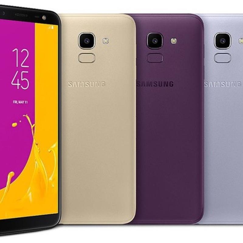 Điện Thoại Samsung J6 ( 3GB/32GB ) Like new 90-95%.