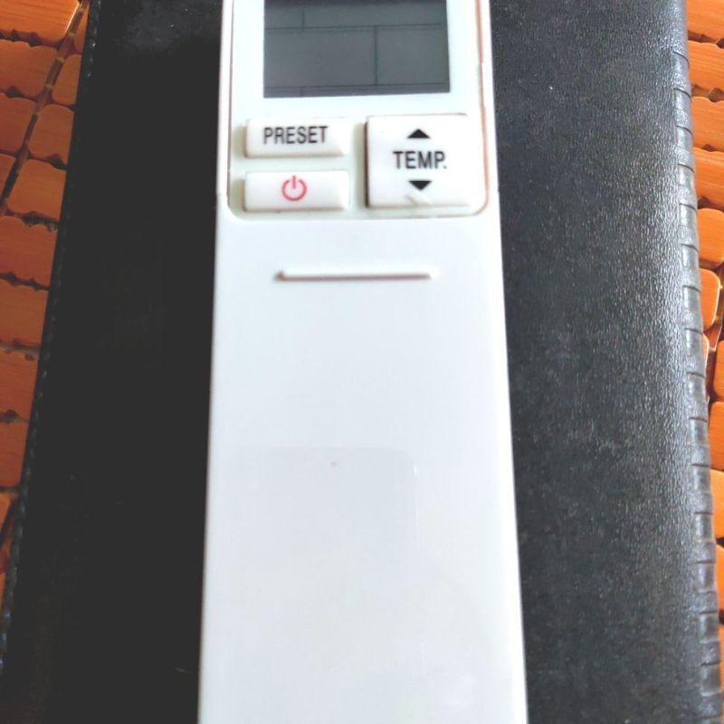 Bảng giá Remote điều khiển điều hoà Toshiba loại 3 nút nhấn