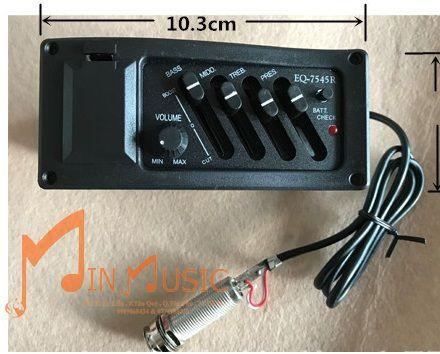 EQ Guitar 7545R (chuôi dài)