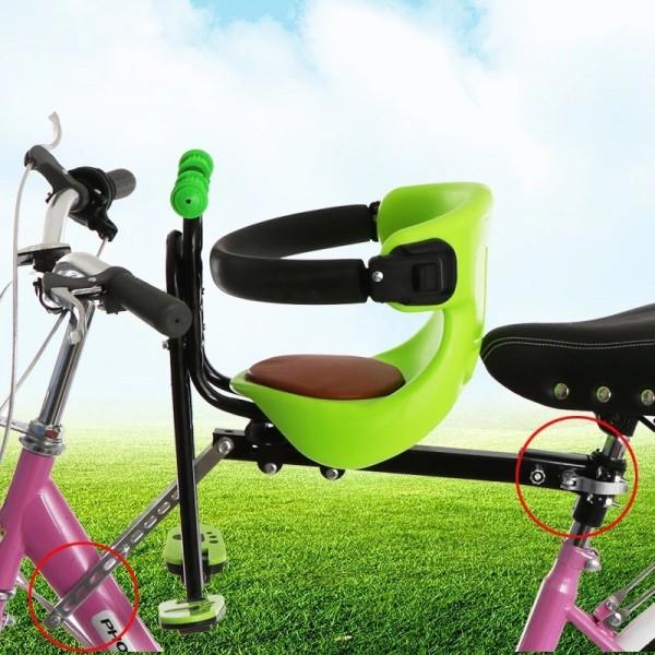 Mua ❤FREESHIP❤ Ghế ngồi cho bé dành cho mọi loại xe điện , xe đạp điện và xe đạp