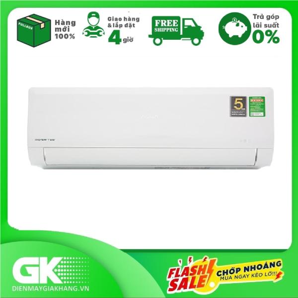 Bảng giá Máy lạnh Aqua Inverter 1hp 8500BTU AQA-KCRV9WNZ
