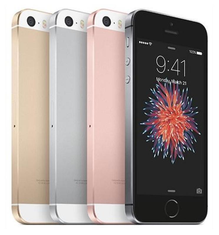 Điện thoại iPhone SE 16 - 32- 64G  Bản quốc tế Chipset Apple A9 2 nhân Tốc độ CPU 1.8 GHz RAM 2 G Full HD bảo hành 6 tháng tặng FULL PHU KIỆN - MR CAU