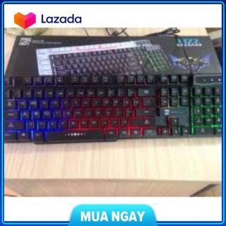 Bàn phím chuyên game LED 7 màu r8 1822 cam kết hàng đúng mô tả chất lượng đảm bảo an toàn đến sức khỏe người sử dụng đa dạng mẫu mã màu sắc kích cỡ thumbnail