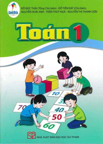 Sách Toán Lớp 1 - Sách Giáo Khoa Cánh Diều