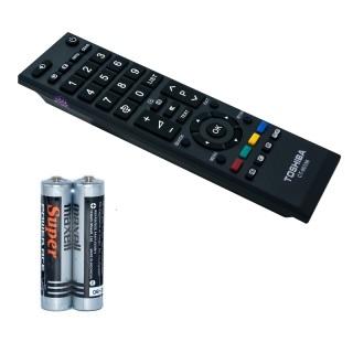 Remote Điều Khiển TV LCD, TV LED TOSHIBA CT-90336 (Kèm Pin AAA Maxell) thumbnail