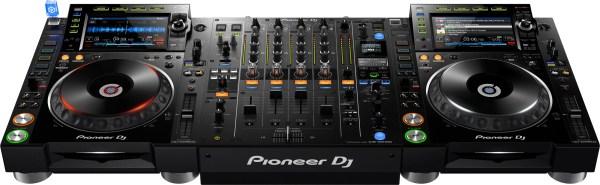 Mixer DJM-250MK2 (Pioneer DJ) - Hàng Chính Hãng