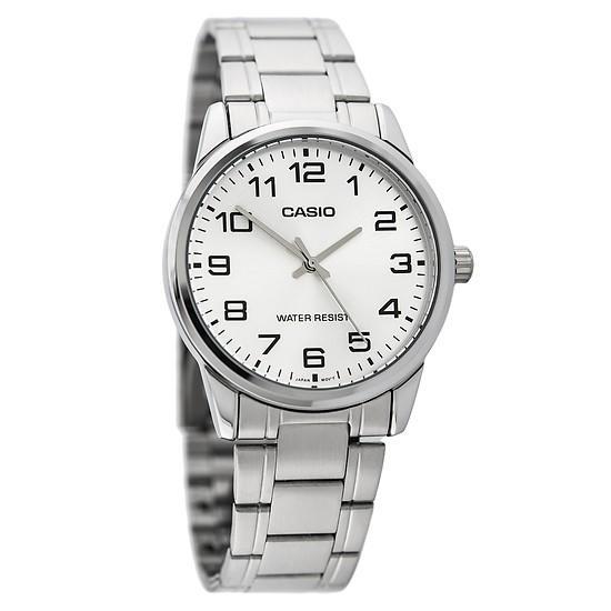 Nơi bán Đồng hồ nam dây thép không gỉ Casio MTP-V001D-7BUDF