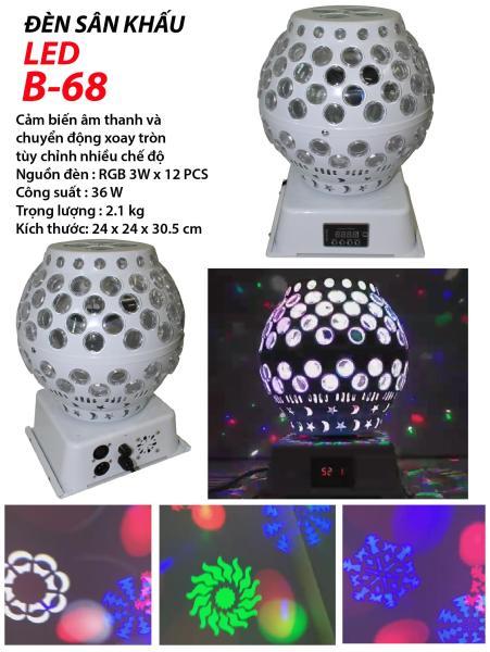 Đèn sân khấu Led B-68