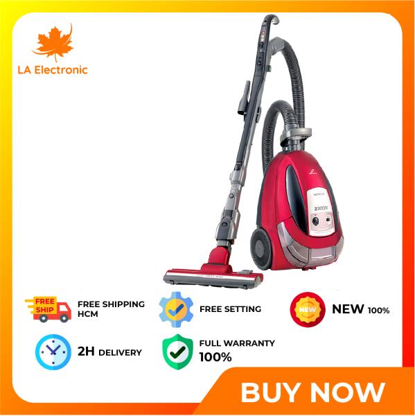 [Trả góp 0%]Installment 0% - Hitachi Vacuum Cleaner CV-SU23V (SR) 2300W - Miễn phí vận chuyển HCM