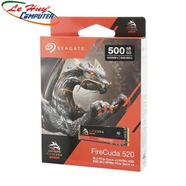 Bảng giá Ổ CứNg Ssd Seagate Firecuda 520 Gaming 500Gb M2 Nvme (Zp500Gm3A002) Phong Vũ