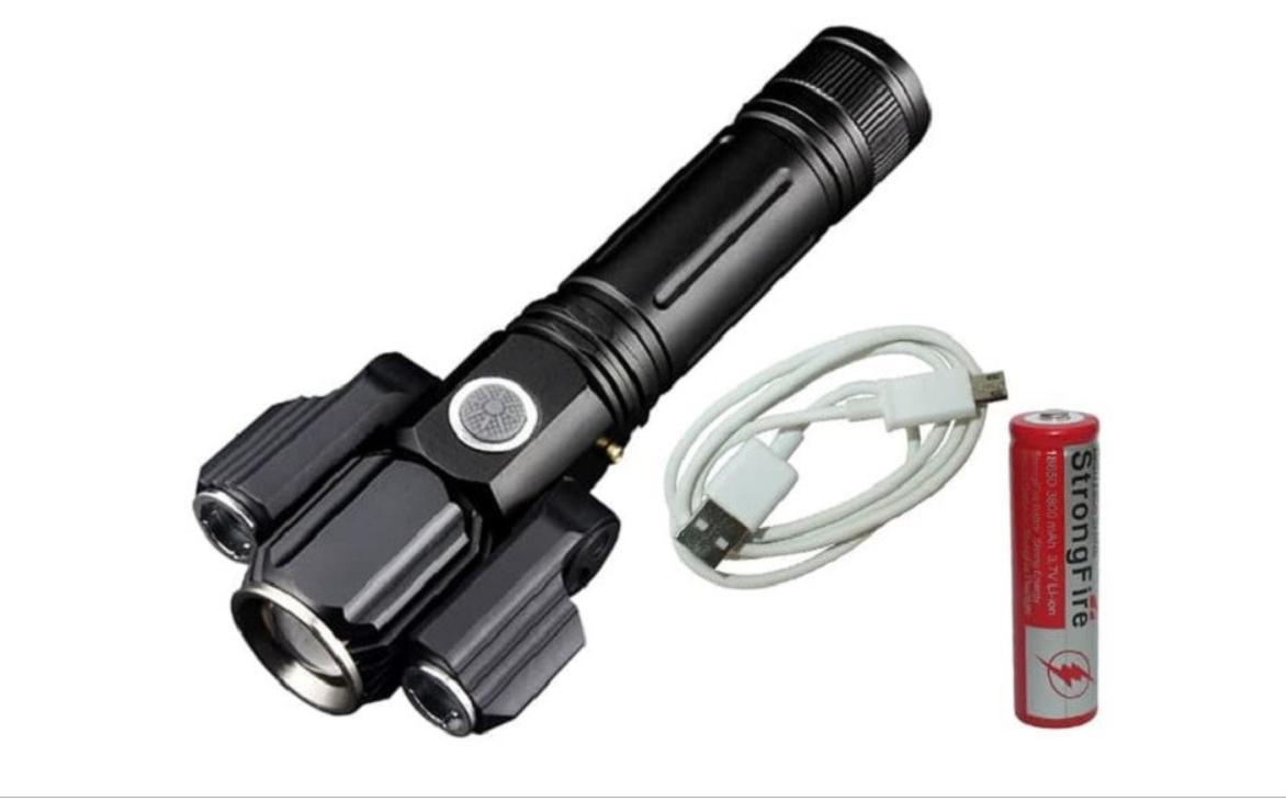 Mã Giảm Giá Khi Mua Đèn Pin 3 Pha - đèn Pin