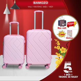 Vali kéo du lịch Bamozo BMZ-8815 20inch 24inch Bảo Hành 5 năm thumbnail