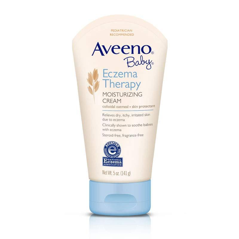 Kem Dưỡng ẩm Và Trị Chàm Cho Bé Aveeno Baby Eczema Therapy 141g Không Thể Rẻ Hơn tại Lazada
