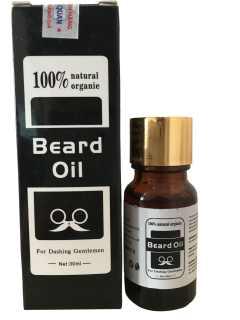 Mọc Râu Mọc Tóc Mọc Lông Mày Beard Oil