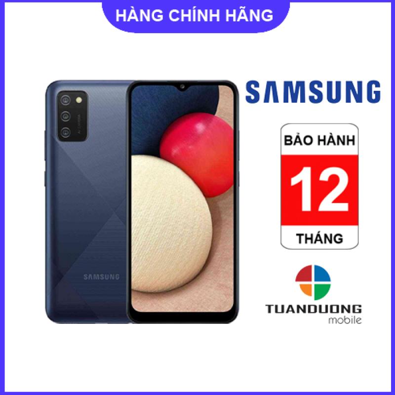 [Nhập ELMAY21 giảm 10% tối đa 200k đơn từ 99k]Điện thoại Samsung Galaxy A02s (4GB/64GB) Hàng Mới Nguyên Hộp - Bảo Hành Chính Hãng