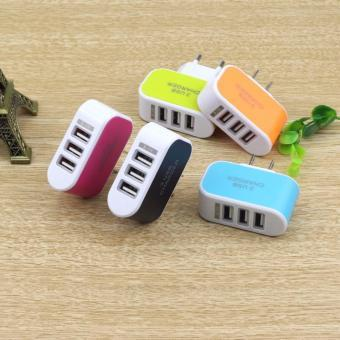Giá [SALE GIÁ SỐC] Ổ Cắm Sạc 3 Cổng USB 3.1A