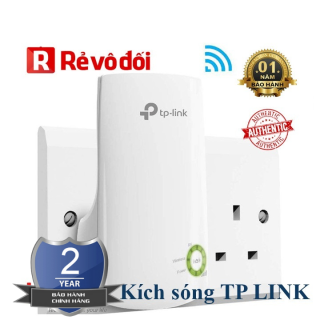 Kích sóng wifi TP-LINK TL-WA854RE , Tốc Độ 300Mbps ,Chế độ mở rộng sóng tăng cường tín hiệu , Chức năng điều khiển LED , Bộ khuếch đại wifi , kích wifi , bộ mở rộng sóng wifi , thu phát wifi , kích wifi tp-link , kích wifi giá rẻ thumbnail