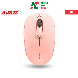 Chuột không dây Forter V182 Pink (Màu Hồng) thumbnail