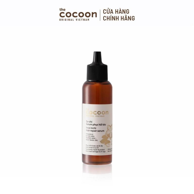 Serum Sa-chi Phục Hồi Tóc Cocoon 70ml nhập khẩu