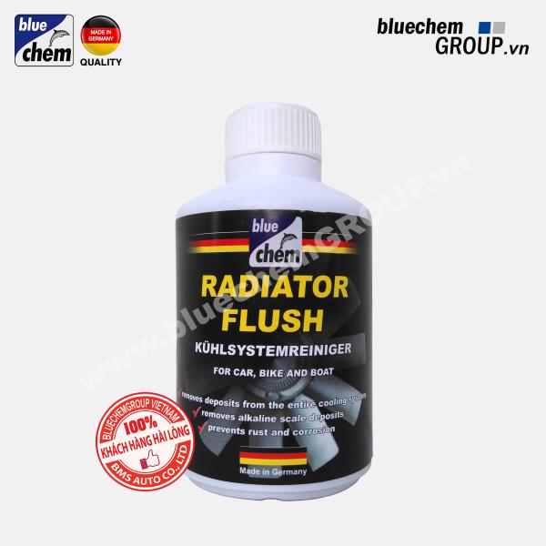 Dung dịch Bluechem Vệ sinh Két nước làm mát Động cơ (Radiator Flush) 300ml
