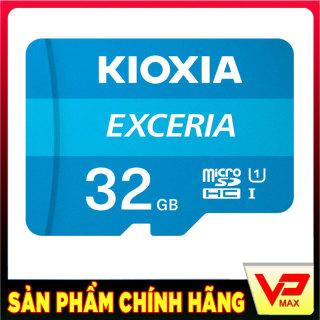 Thẻ Nhớ 32GB KIOXIA Exceria Micro SDHC UHS-I U1 100MB s - vpmax thumbnail
