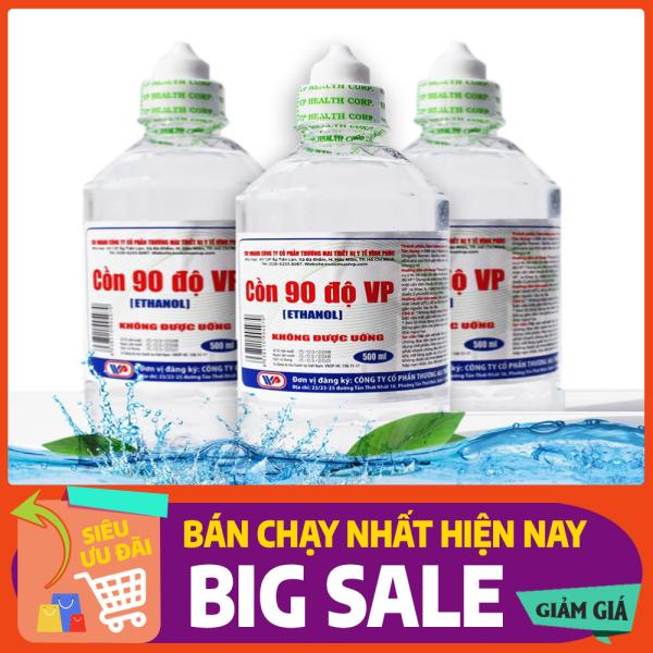 Cồn y tế 90 độ Vĩnh Phúc - Cồn y tế - Cồn rửa tay - Cồn nước
