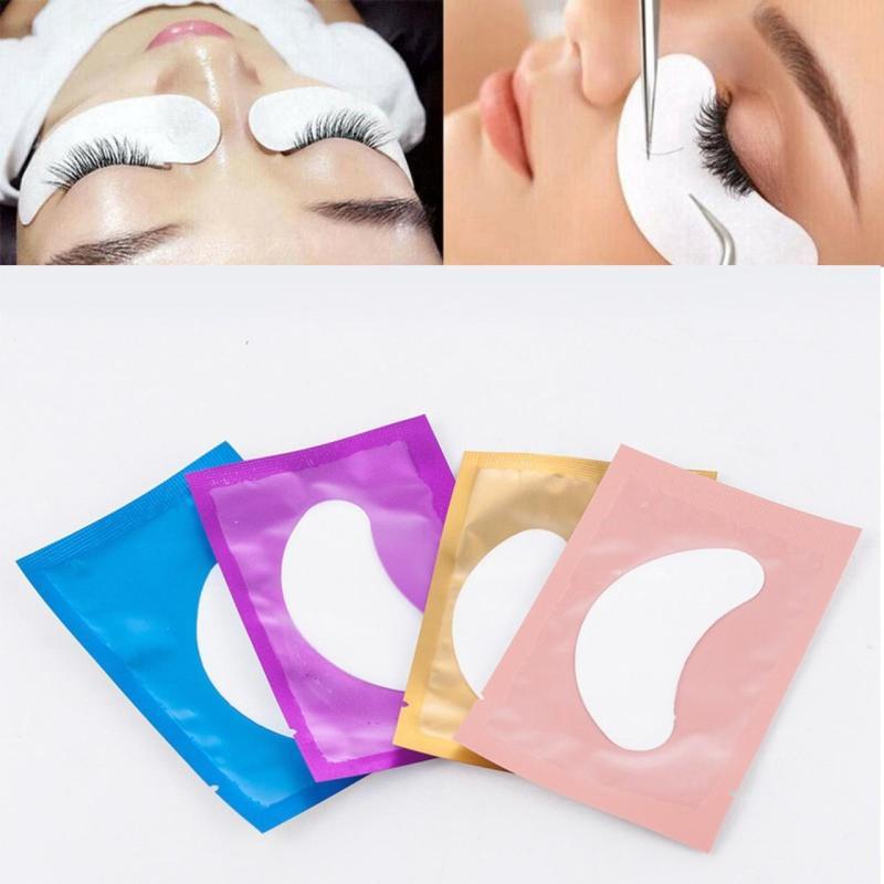 Miếng dán mắt dưới (gel pad ) 1 bịch /50 cặp mắt
