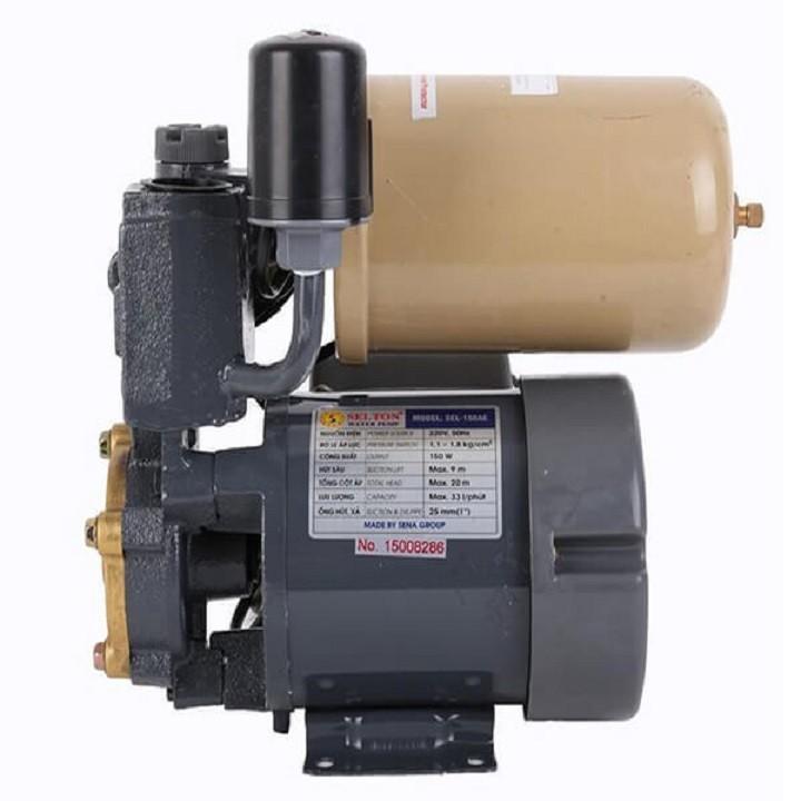 Máy bơm nước tăng áp Selton SEL 150AE