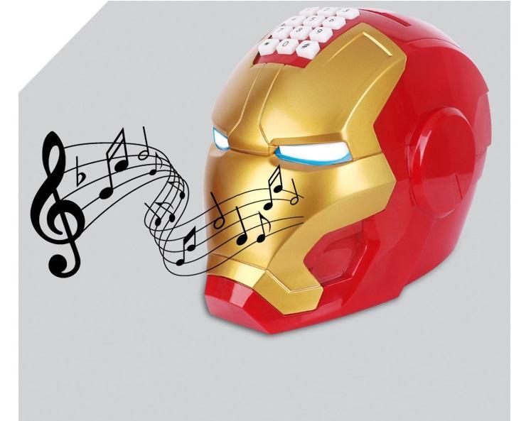 Két sắt Thông Minh Hình Siêu Anh Hùng Iron Man
