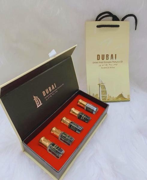 { MIỄN PHÍ VẬN CHUYỂN } Set Tinh Dầu Nước Hoa Dubai Mini nhập khẩu