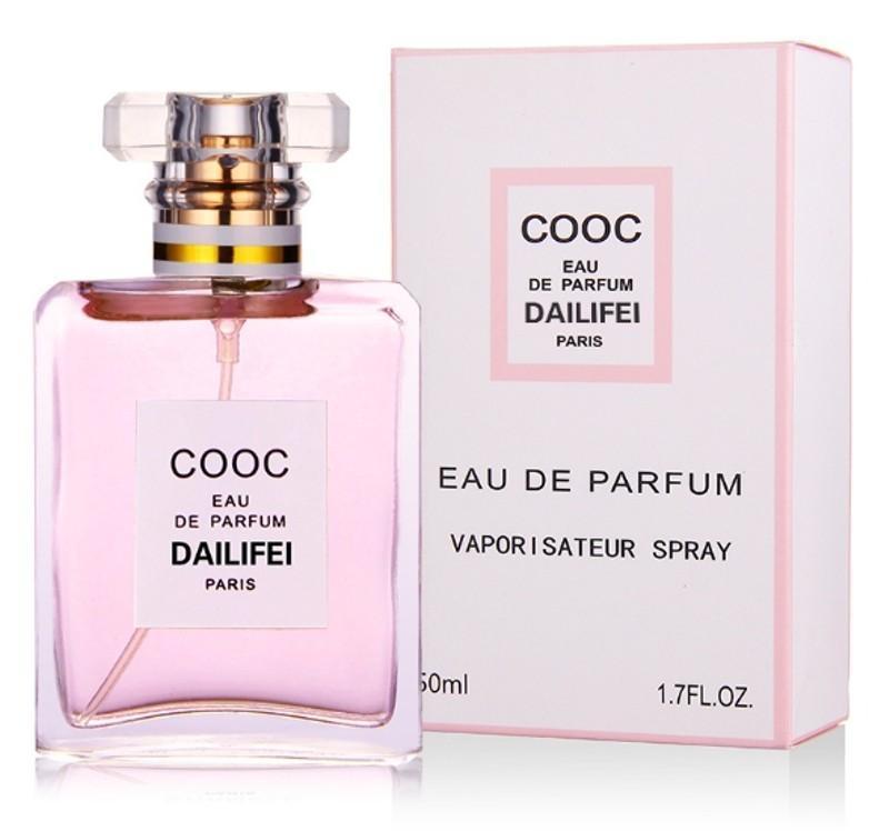 Nước hoa nữ Cooc Perfume Paris 50ml, Nước hoa nữ cao cấp hương thơm đa dạng cao cấp