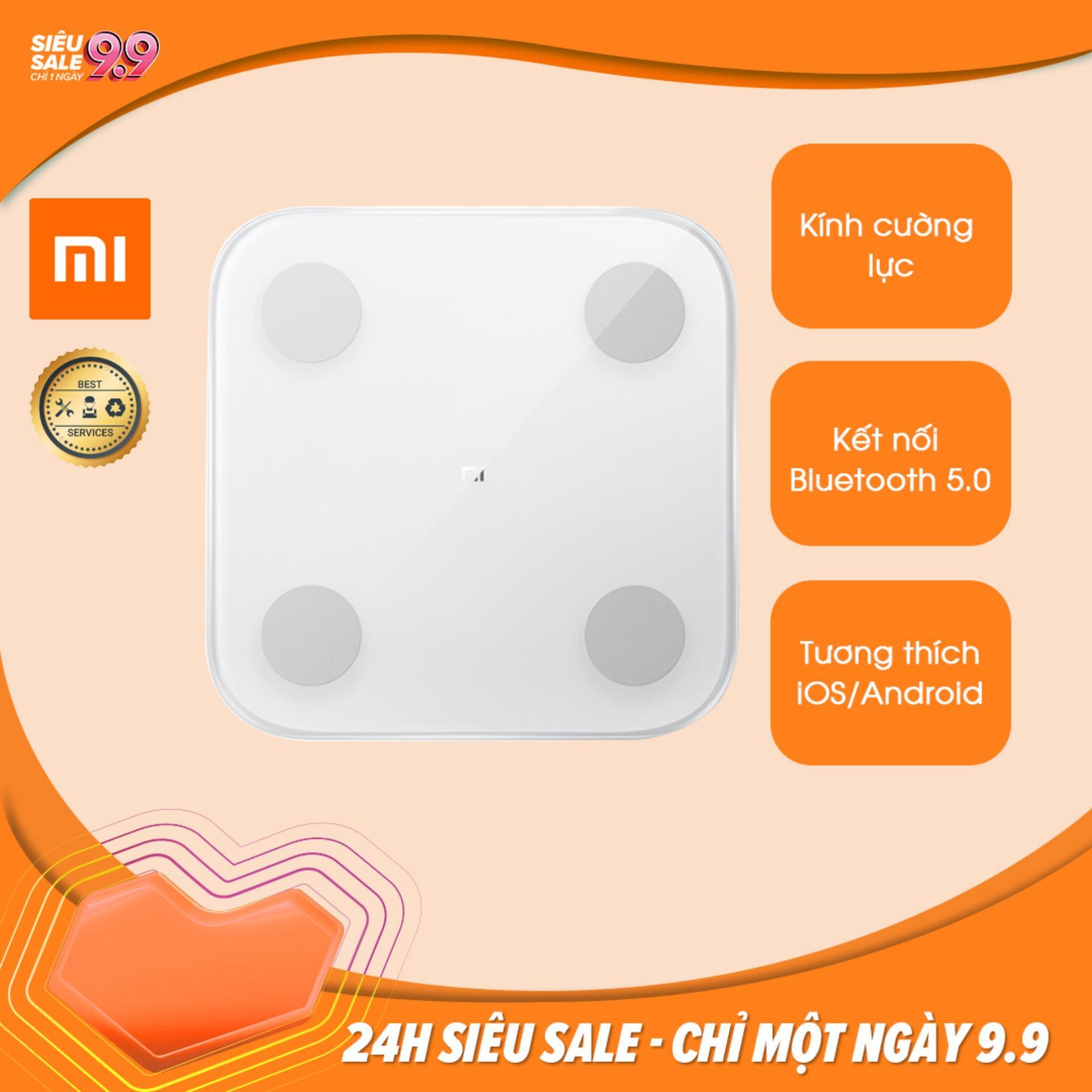 Cân thông minh Xiaomi Mi Body Composition Scale 2 ( Gen 2 ) chính hãng